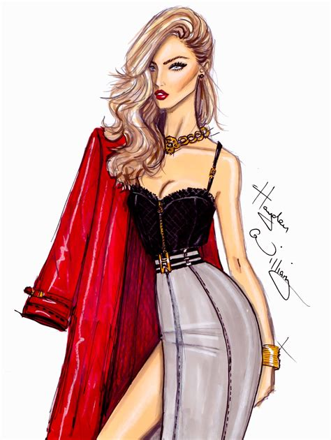 design fashion girl hayden williams whowhatwear