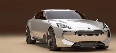Kia Approved Kia Gt Five Door Approved Will Tackle A7 Panamera Autoblog