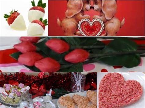5 ideas de postres para regalar el dia de san valentin