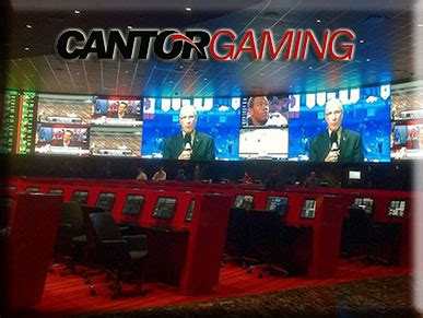 cantor gaming cantor gaming company information innovative sportsbooks