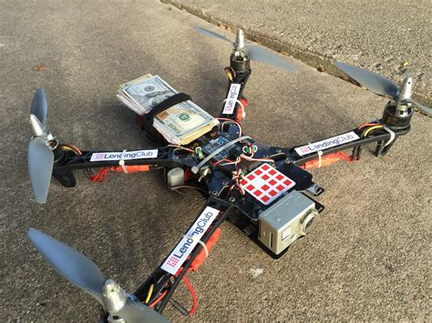 diy drone lending club testing loan drones for faster cash