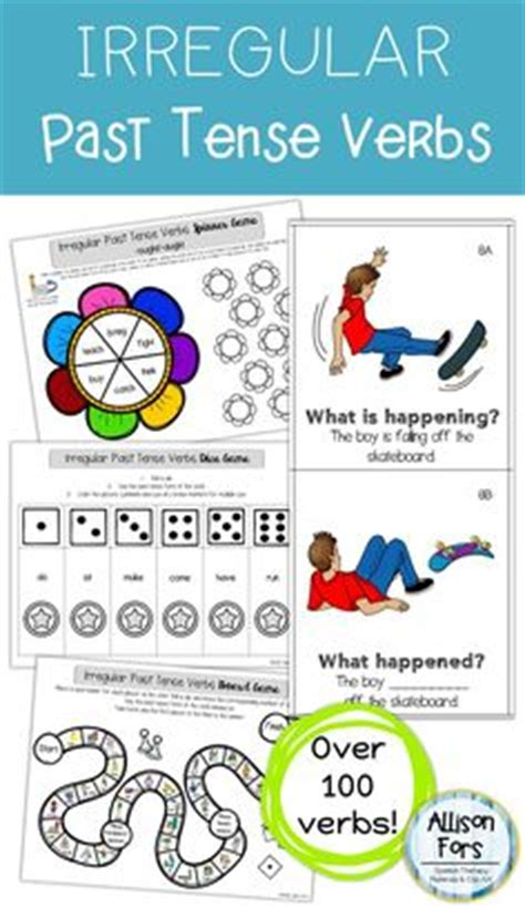 past tenses pattern past tense memory game esl worksheets of the day