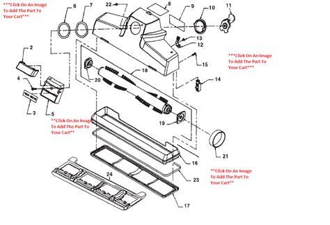 Kirby Vaccum Parts kirby generation 6 schematic platinumvacuum