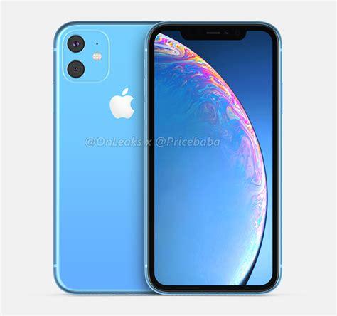exclusive iphone xr  renders   degree video