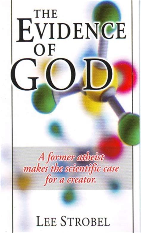 the concise evidence of god books tract evidence of god strobel 100 pack tract