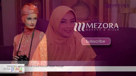 New Mezora mezora tutorial bergo new style