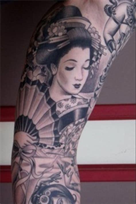 geisha eye tattoo geisha beautiful geisha black ink tattoo tattoo