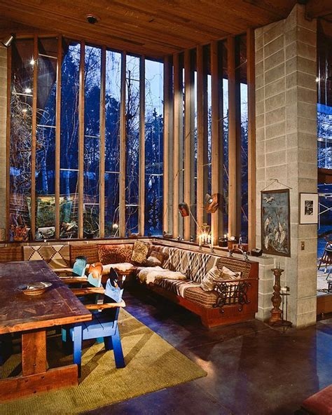 Frank Lloyd Wright Interiors by Our Himalayan Trove Lloyd Wright Frank Lloyd