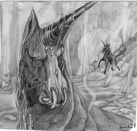 imagenes de unicornios a lapiz unicornios im 225 genes taringa