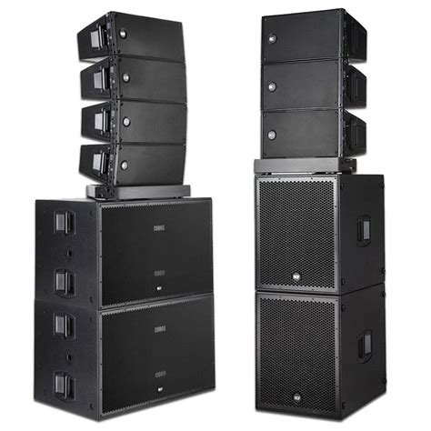 Speaker Line Array Rcf rcf hdl 20 a active line array module speaker system