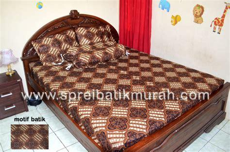 Kain Batik Pekalongan Murah Berkualitas Best Seller N 117 Sprei Batik Jogja Terbaru