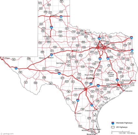 central texas county map central texas map images