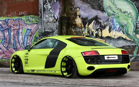 tuned cars performance audi r8 v10 cars vehicles tuner tuned