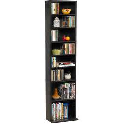 Walmart Dvd Storage Cabinet Summit Media Storage Cabinet Espresso Walmart