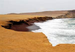 colored sand beaches beaches with unusually colored sand peru mnn