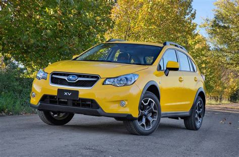 subaru yellow subaru xv yellow edition announced for australia