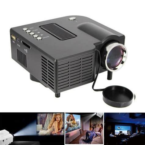 Proyektor Uc28 mini uc28 hd home led projector uc28 mini digital projector