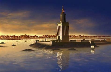 el faro de los las 7 maravillas del mundo antiguo durangomas