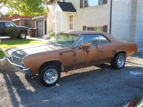 chevrolet chevelle  sport coupe ss clone project