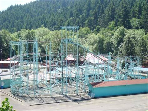 theme park oregon thrill ville usa was an amusement park in turner oregon