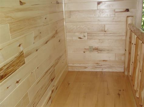 Tongue And Groove Wainscot Paneling Knotty Pine Paneling Tongue Groove Woodhaven Log