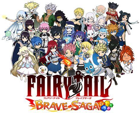 fairy tail brave sagaandroidios