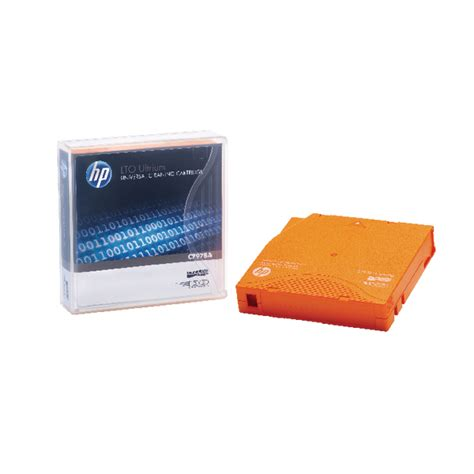 Lto Ultrium Universal Cleaning Cartridge hp ultrium lto universal cleaning cartridge c7978a