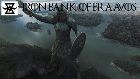 what is the iron bank of braavos up to in the game of