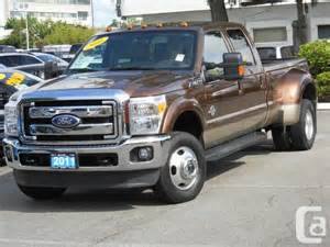 2011 Ford F350 Diesel For Sale Ford F 350 Diesel Dually For Sale B C Html Autos Post