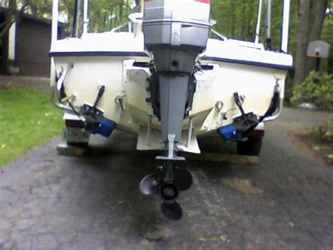 installing hydrofoil on boat cheap trim tabs the hull truth boating and fishing forum