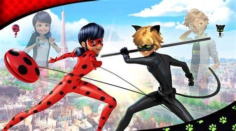 A GEEK DADDY: Miraculous Tales of Ladybug & Cat Noir