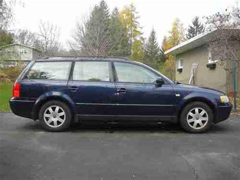1999 Volkswagen Passat Wagon by Find Used 1999 Volkswagen Passat Gls Wagon 4 Door 1 8t In