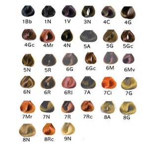 satin hair color chart satin hair color hair motion intl corp