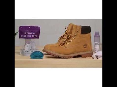 timberland shoe cleaner cleaning timberland construction boots marvel technologies