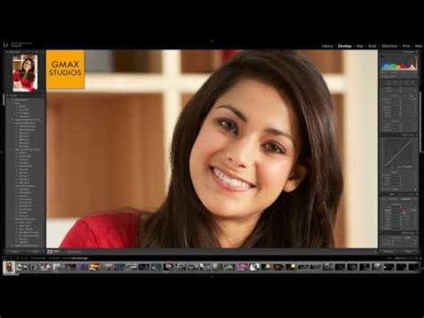 lightroom tutorial for portrait lightroom tutorial in hindi how to retouch skin