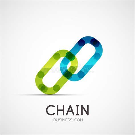 icon design company connection icon company logo business concept stock
