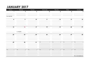 excel monthly calendar templates 2017 monthly calendar excel template free printable