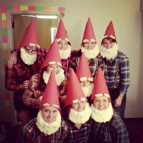 easy fast  cheap group halloween costumes perfect