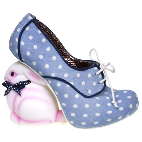easter shoes for want irregular choice rabbit heels jennyvintage