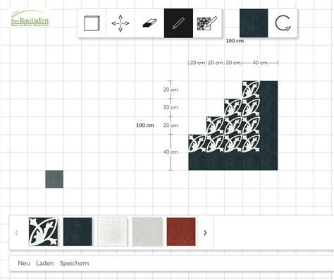 via fliesen via zementfliesen historische zementmosaikplatten
