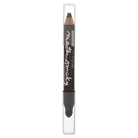 Maybelline Eyeliner Pencil maybelline master smoky eyeliner pencil chocolate at wilko