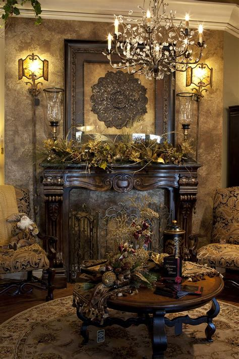 elegant mantel decorating ideas 1000 ideas about elegant christmas on pinterest