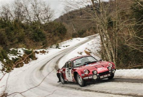 Rallye Auto Historique by Monte Carlo Historique 2018 Le Parcours En D 233 Tails