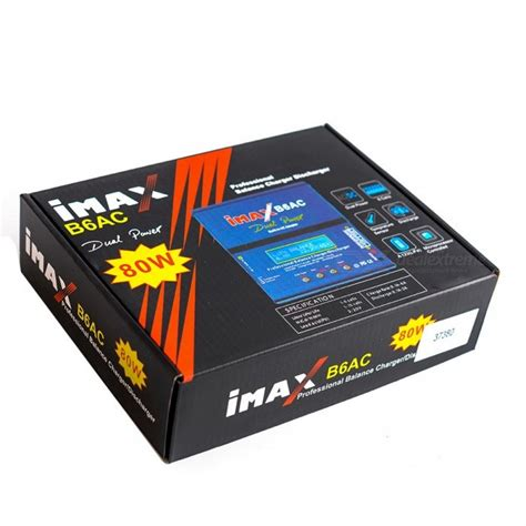 Imax B6ac Intelligent Balance Charge Lipo Accu All Battery imax b6ac 2 6 quot lcd scherm rc lipo accu balans lader