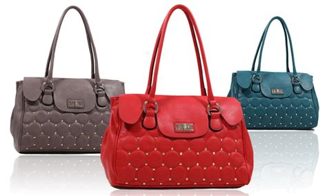 Couture Purse Deal Couture Handbags On Sale by Ruby Blue Couture Handbags Groupon