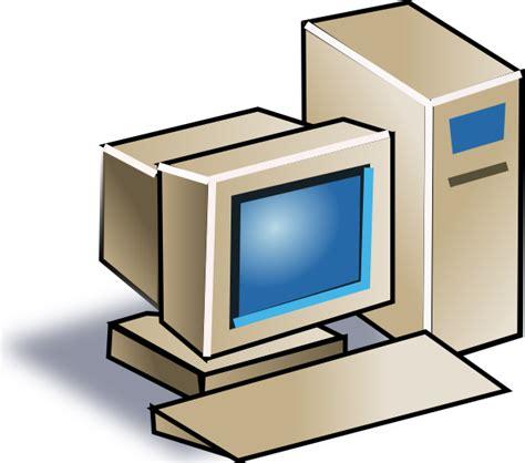 clipart computer personal computer clip at clker vector clip