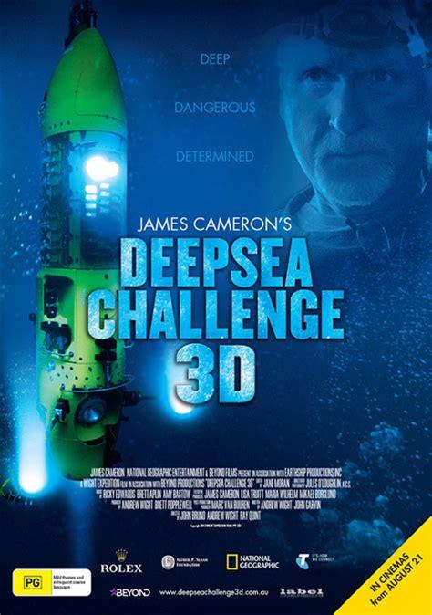 Watch Deepsea Challenge 3d 2014 Full Movie Beyond Deepsea Challenge 3d In Australian Theatres Aug 21