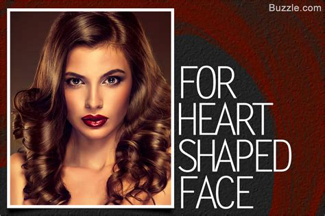 weavon style for heart face layered hairstyles with bangs to groove up your tresses