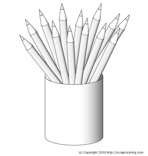 colored pencil coloring pages print crayola coloring pages pencil coloring pages free
