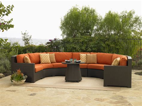outdoor patio sofas the malibu collection outdoor patio furniture